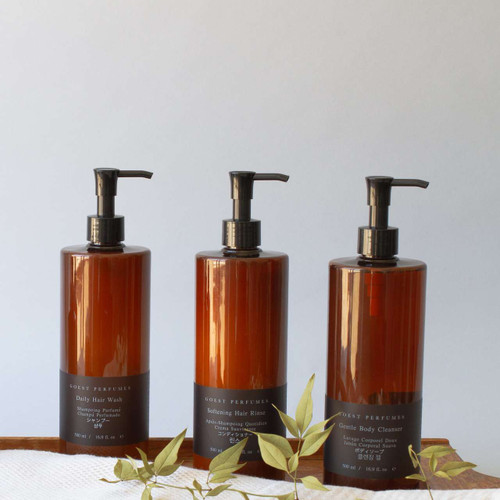 Trio for Bath and Shower