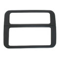 1993-2002 Pontiac Firebird Radio Bezel Graphite GM 10018174