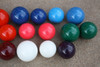 Solid Color Ball Shift Knob - Red, Black,White, Ivory, + More