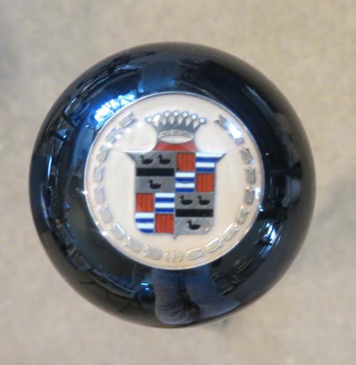 Classic Cadillac Emblem shift knob #2