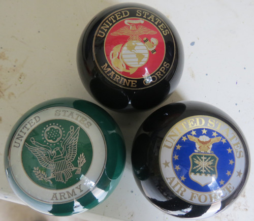 Marine Shift Knobs : Armed forces shift knobs us air force army marine