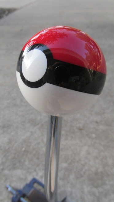Pokeball Shift Knob Poke Ball