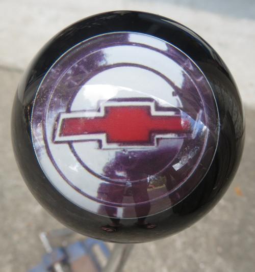 Classic Chevrolet Bow Tie #4 Shift Knob