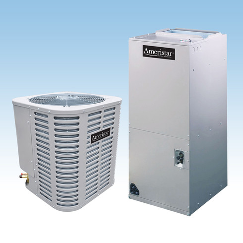 2 5 Ton 14 Seer Ameristar Heat Pump Split System New Ac