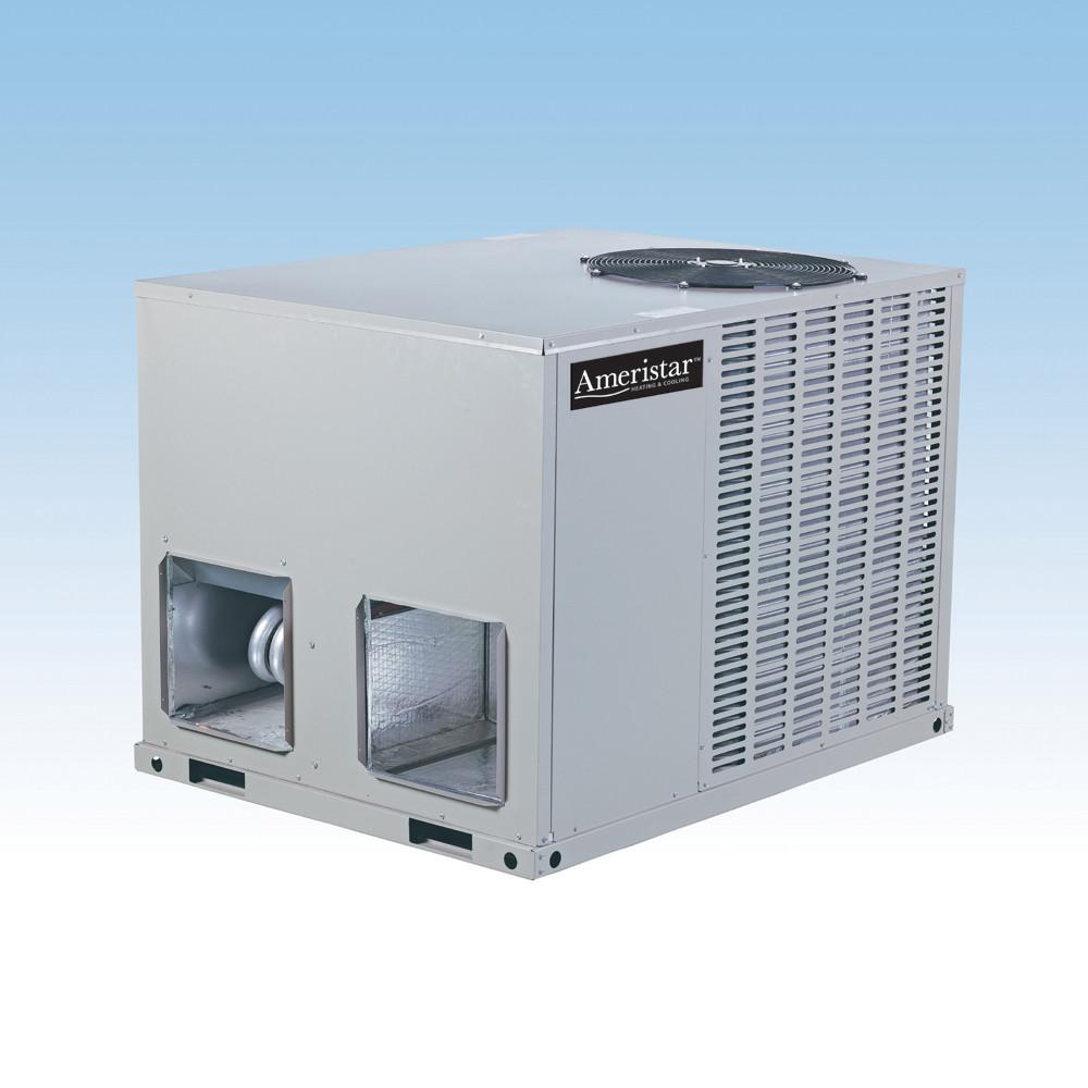 2 5 Ton 14 Seer Ameristar 60,000 BTU Gas Heat Package Unit