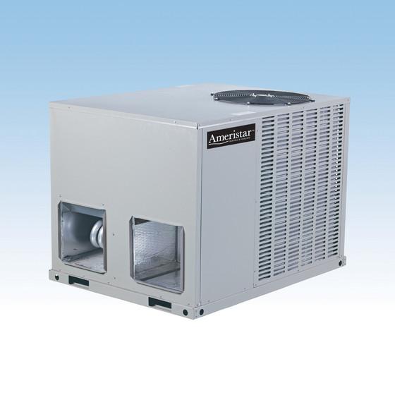 3 5 Ton 14 Seer Ameristar 90 000 Btu Gas Heat Package Unit