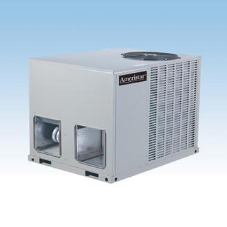 3.5 Ton 14 Seer Ameristar 90,000 BTU Gas Heat Package Unit