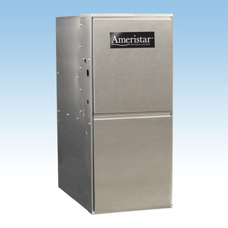 60,000 BTU 95% Ameristar, Single Stage, Down Flow Gas Furnace (3.5 Ton)