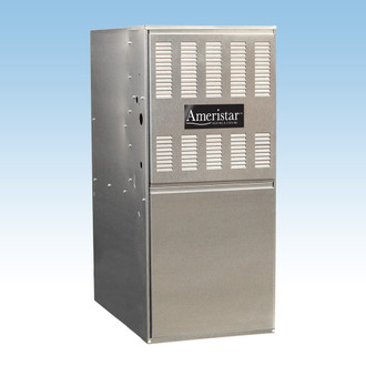60,000 BTU 80% Ameristar Up Flow Gas Furnace (2 Ton)