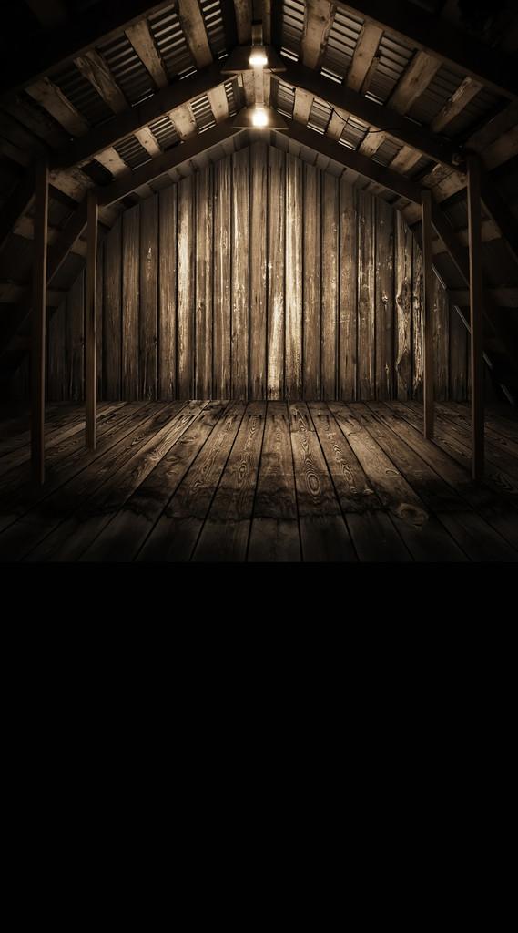 Secret Place Backdrop