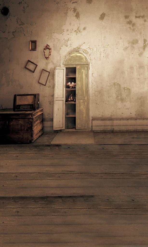 Vintage Room Backdrop