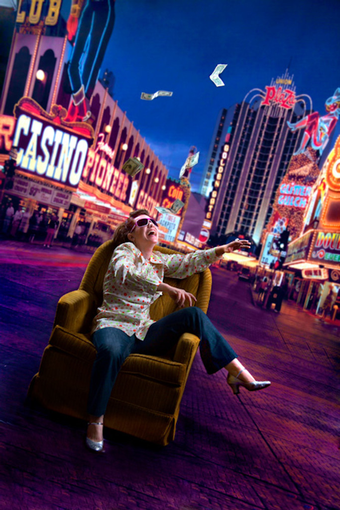 Las Vegas Photography Backdrops