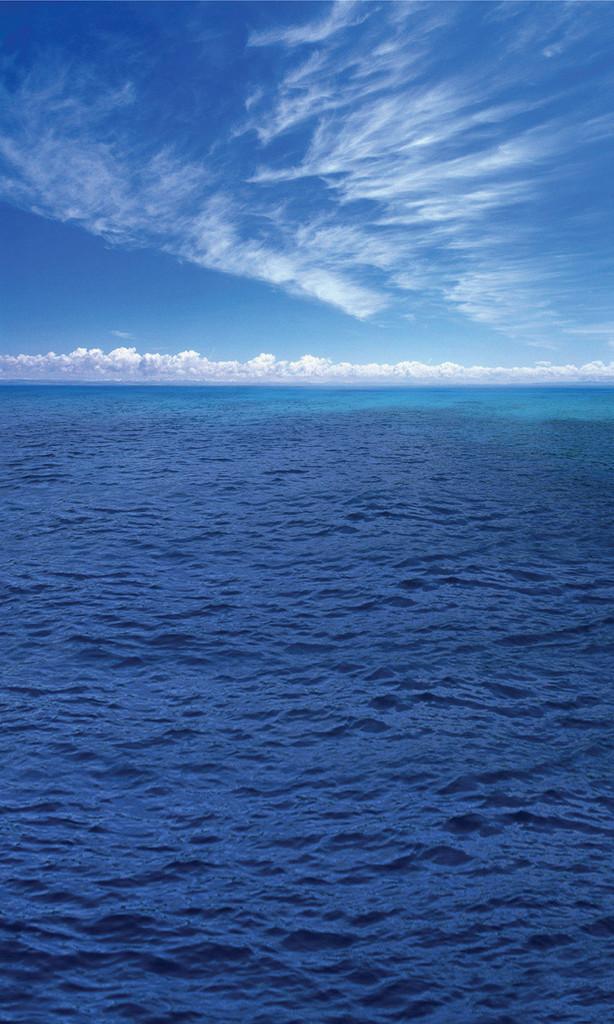 Infinite Sea Backdrop