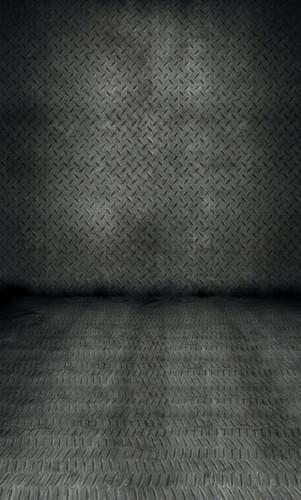 Galvanized Metal Backdrop