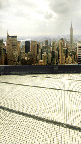 NYC Skyline Backdrop