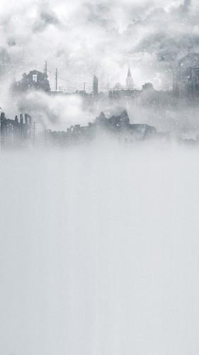 Blizzard Oblivion Backdrop