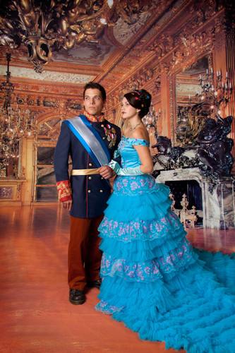 Royal Ballroom Backdrop