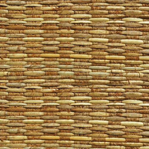 Bamboo Weave Floor