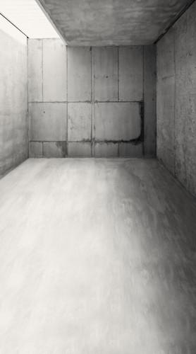 Cement Hideaway Backdrop
