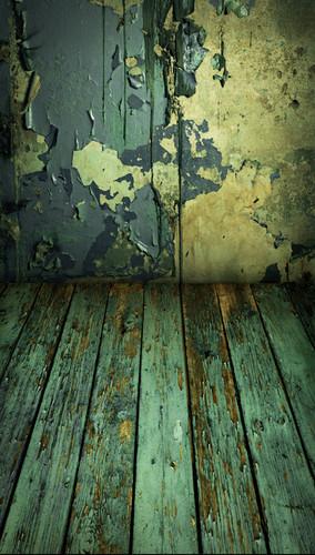Paint Peel Grunge Backdrop