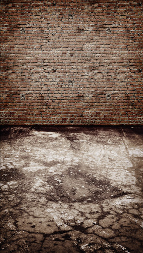 Grunge Brick Backdrop