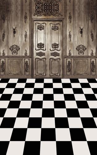 Baroque Room Backdrop