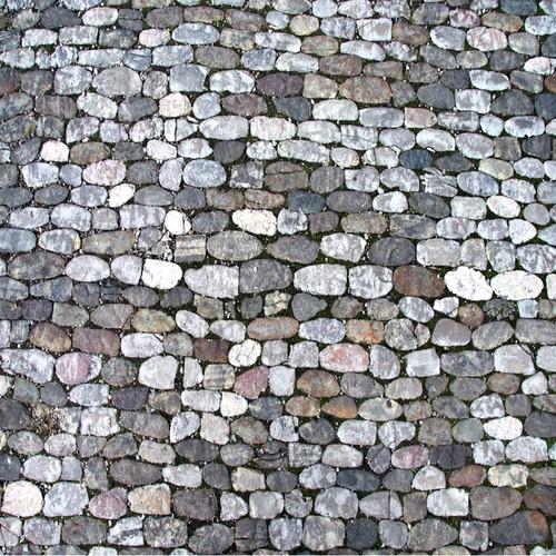 Rocky Pebble Floor