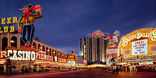 Retro Vegas Wide Format