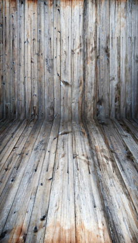 Rustic Wood Planks Backdrop