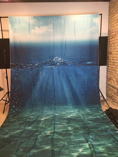 Actual Photo of this specific backdrop