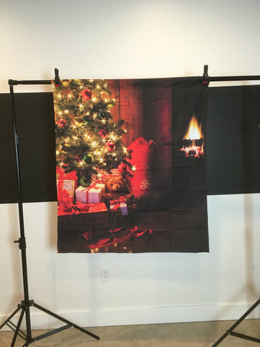 Cozy Christmas 4x4 PrismaCloth Backdrop