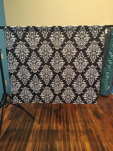 Argyle Damask 4x4 PrismaCloth Backdrop