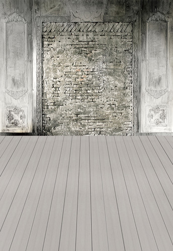 Elegant Grunge Room Backdrop