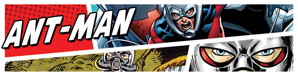 Ant-Man Art, Merchandise and Collectibles - Marvel