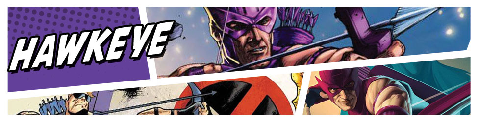 Hawkeye Art, Merchandise and Collectibles - Marvel