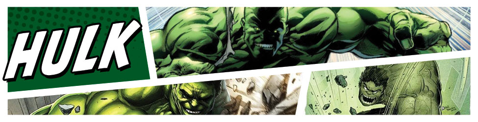 HeroWiz has all your super-rare Hulk collectibles from animation to statues to movie props.