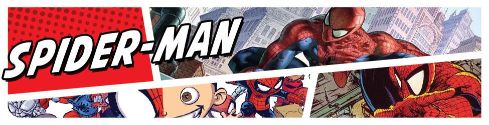 SpiderMan Animation Art, Comics, T-Shirts & New Era Hats