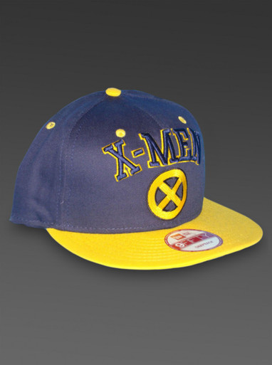 X-MEN New Era 9Fifty Snapback Hat Adjustable Cap from Marvel right