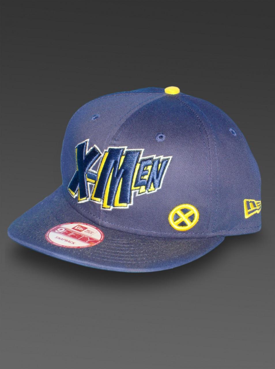 aba47552 ... order x men new era 9fifty snapback hat marvel comics adjustable cap  left c10f6 f13d0