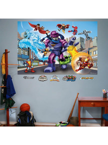 Super Hero Squad Sentinel Fathead Wall Graphic