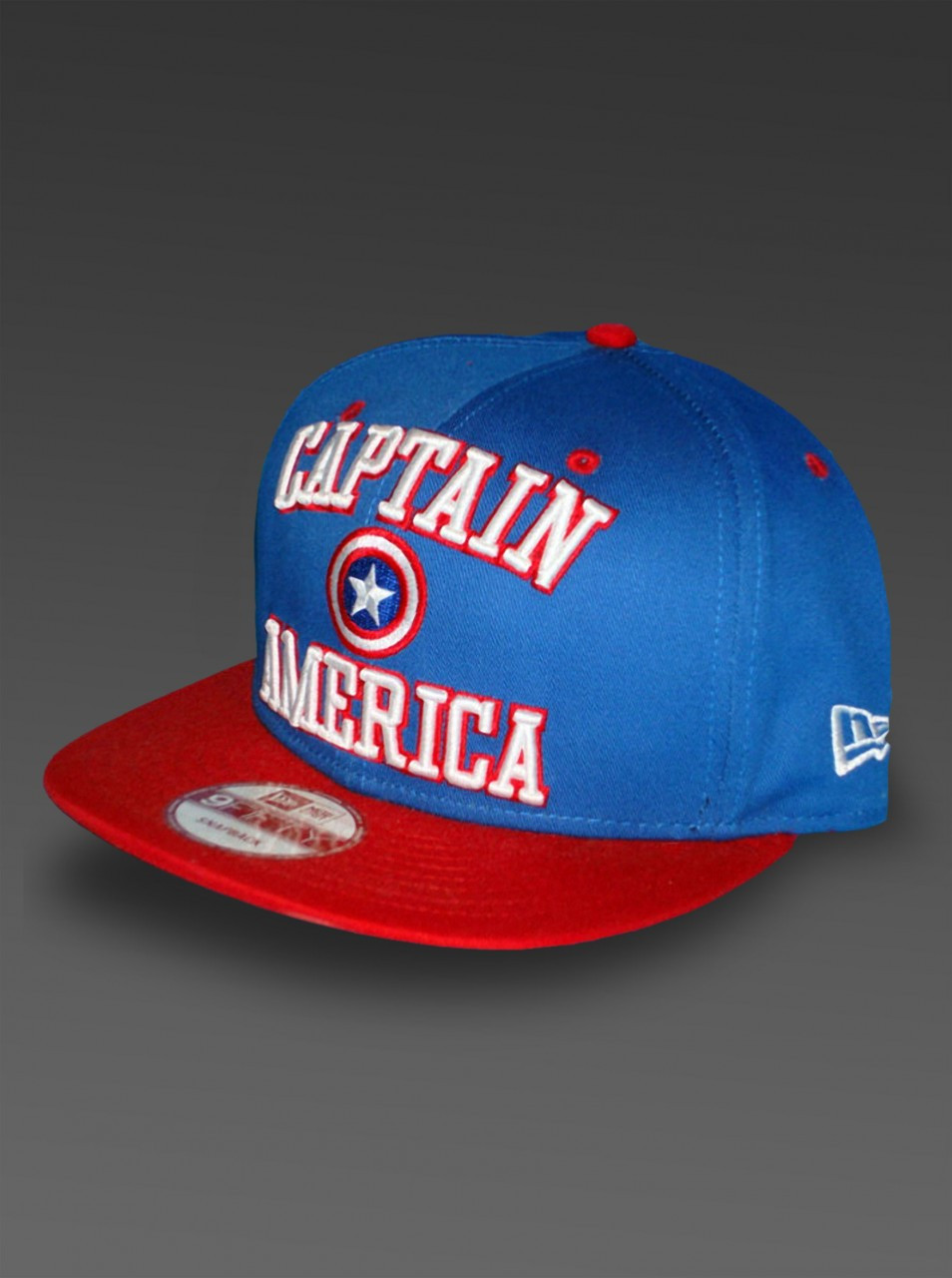bed19206d34 ... CAPTAIN AMERICA Marvel Comics New Era 9Fifty Adjustable Snapback Hat.  Image 1