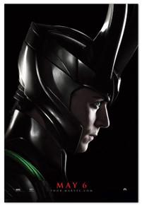 Loki Thor Movie Poster