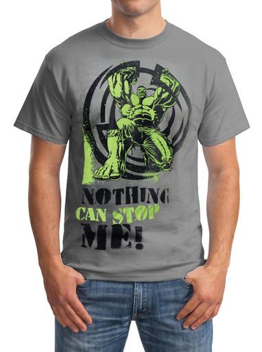 Incredible Hulk - Nothing Can Stop Me - Shirt