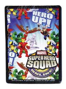 "Super Hero Squad - Concentration Game ""Hero Up"""