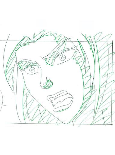 Susan Storm Original Art for Sale Fantastic Four