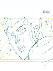 Original Fantastic Four Art for Sale - Marvel Animation Studios