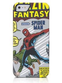 Amazing Fantasy 15 Cover Spiderman iPhone case