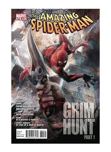 Amazing Spider-Man #634 NM - HeroWiz