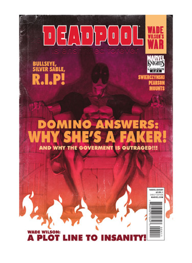Deadpool: Wade Wilson's War #4