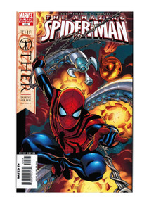 Amazing Spider-Man #525 (2nd Print Variant) Comic Book For Sale